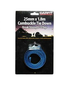 Cambuckle Cinch Strap - 25mm x 1.8m