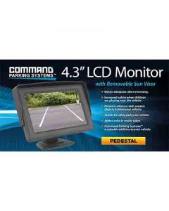 Rear Vision Camera/Monitor Pack