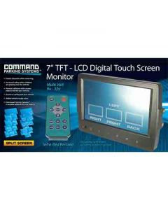 Rear Heavy Duty 7 Inch Monitor
