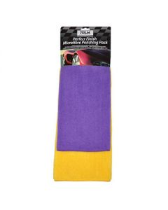 Perfect Finish Microfibre Polishing Pack